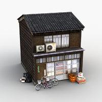 Japanese Style House 0018