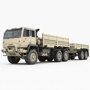 3D m1083 m1095 mtv trailer