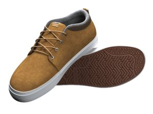 shoes globe model