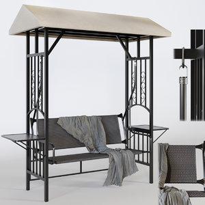 furniture swing chair model