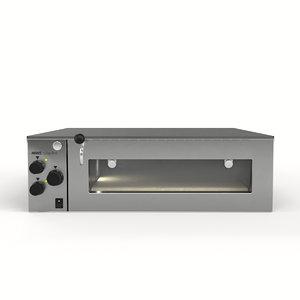 3D temperature oven miwe cube