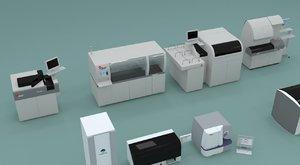 medical equipment analysis 3D