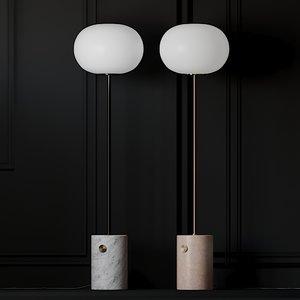 floor lamp jwda 3D model