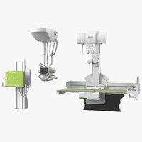 Combidiagnost R90 Medical Radiography Equipment Set
