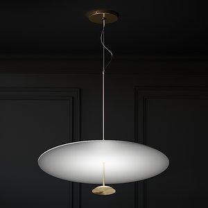 3D ceiling lumina dot 801