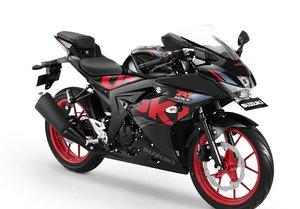 suzuki gsx r150 bike 3D