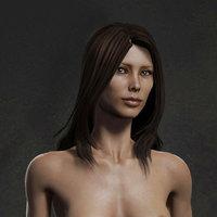Female Human Anatomy