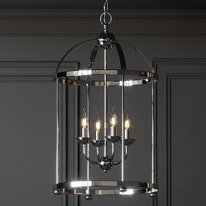 3D ceiling lights ballard designs