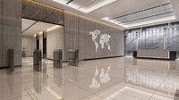 Office lobby 5