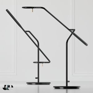 3D table lamps normann copenhagen