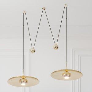3D ceiling florian schulz double model
