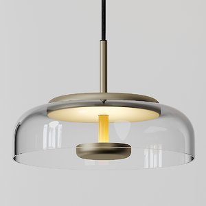 3D ceiling nordic style light dome