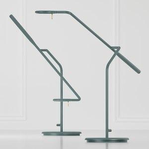 3D table lamps normann copenhagen