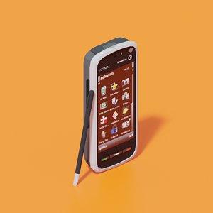 nokia 5800 mobile phone model