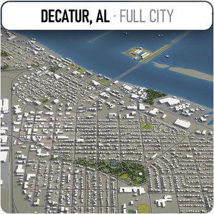 cityscape city 3D model