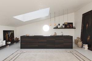 3D corona interior kitchen scene model