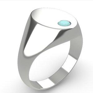3D ring form model