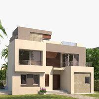 Modern Villa Y1