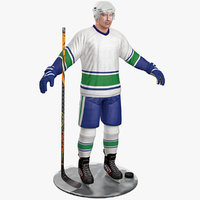 Hockey Player 6 PBR