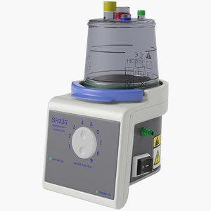 medical humidifier model