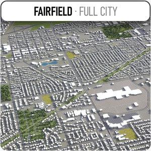 cityscape city model