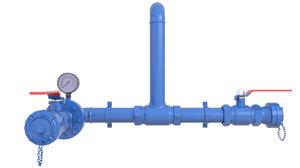 valve model