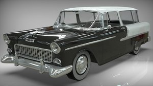 3D vehicle car chevy model