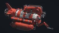 Submersible Craft
