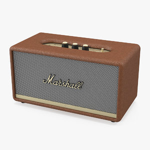 3D marshall stanmore ii wireless
