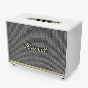 marshall woburn ii wireless 3D