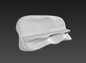 3D parametric model