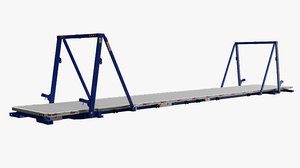 raildecks container intermodal model