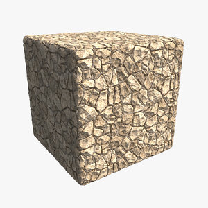 Stone Wall 003 (4K - PBR 2 Types Metal/Rough & Specular&Glossiness)