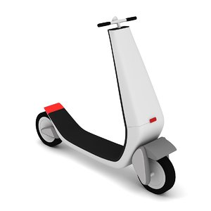 scooter mobility 3D model