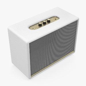 classic design portable wireless 3D model