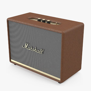 3D marshall woburn ii wireless
