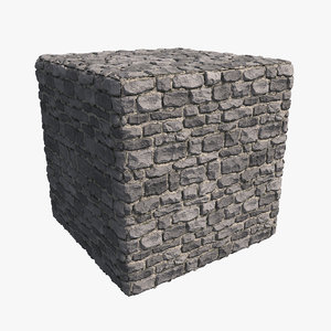 Stone Wall 005 (4K - PBR 2 Types Metal/Rough & Specular&Glossiness)