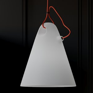 ceiling martinelli luce trilly 3D model