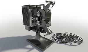 kodascope 3D model
