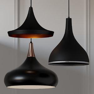 ceiling pendant 3D
