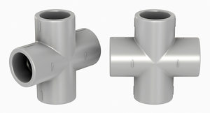 3D pipe elbow