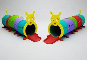play props 3D model