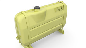 3D fuel tank