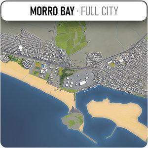 morro bay model