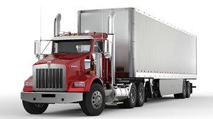3D - truck