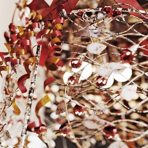 3D chandelier mechini l104 8 model