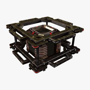 3D hover base