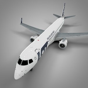lot embraer195 l685 model