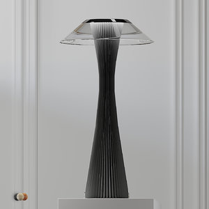 3D table lamps adam tihany