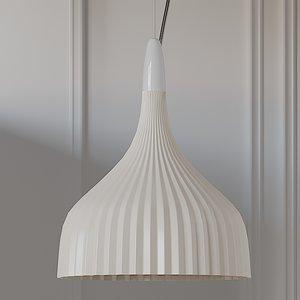 ceiling kartell e pendant 3D model